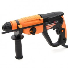Rotary hammer STORM SDS PLUS 920 W, 0-980 rpm, 0-5185 bpm, 3 modes, case+accessories INTERTOOL WT-0152: фото 4