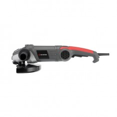 Angle grinder 2000W, 6500rpm, disc diameter 230mm, smooth start, turning handle INTERTOOL DT-0290: фото 2