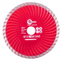 Turbo Saw Blade 150 mm INTERTOOL CT-2008