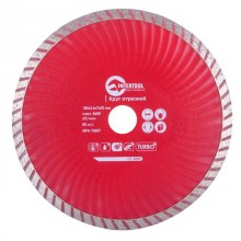 Turbo Saw Blade 180 mm INTERTOOL CT-2009