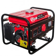 Gasoline generator max power 1.2 kW, rated power 1.1 kW, 3.0 Hp, 4 stroke, manual start, 26.5 kg INTERTOOL DT-1111: фото 2