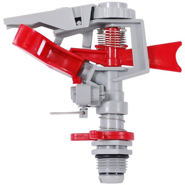 Plastic impulse sprinkler INTERTOOL GE-0065