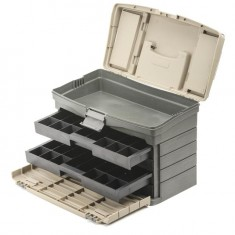 "Multifunctional organizer for hardware 17"", 435x235x30 mm INTERTOOL BX-4017: фото 10"