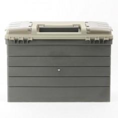 "Multifunctional organizer for hardware 17"", 435x235x30 mm INTERTOOL BX-4017: фото 4"